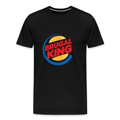 Brugal King - Camiseta premium hombre