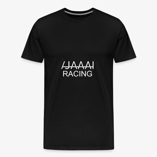 jahaa racing - Premium T-skjorte for menn