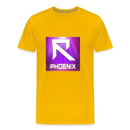 RTrixx Phoenix Logo - Men's Premium T-Shirt