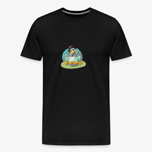 Dindon - T-shirt Premium Homme