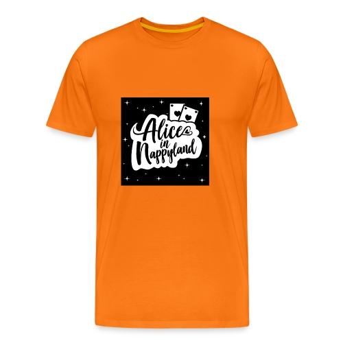 Alice in Nappyland 1 - Men's Premium T-Shirt