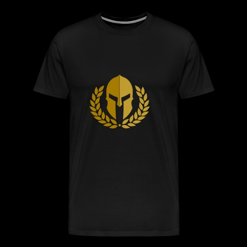 ImperialCS Large Logo - Men's Premium T-Shirt
