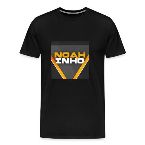 youtube logga - Premium-T-shirt herr
