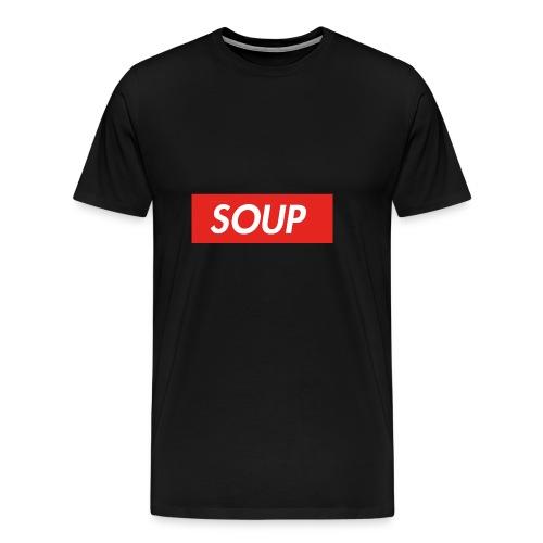 SoupReme - Men's Premium T-Shirt