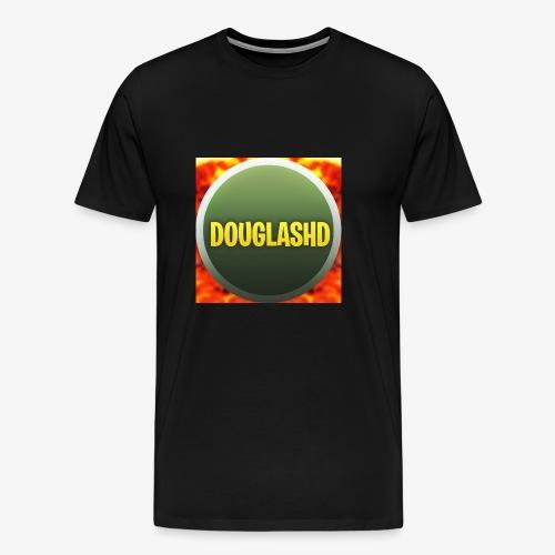 Douglashd merch :+} - Men's Premium T-Shirt