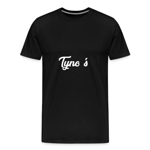tyno Blanc - T-shirt Premium Homme