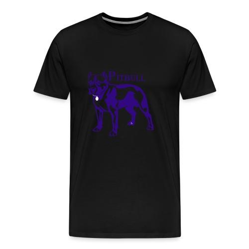 pitbull - T-shirt Premium Homme