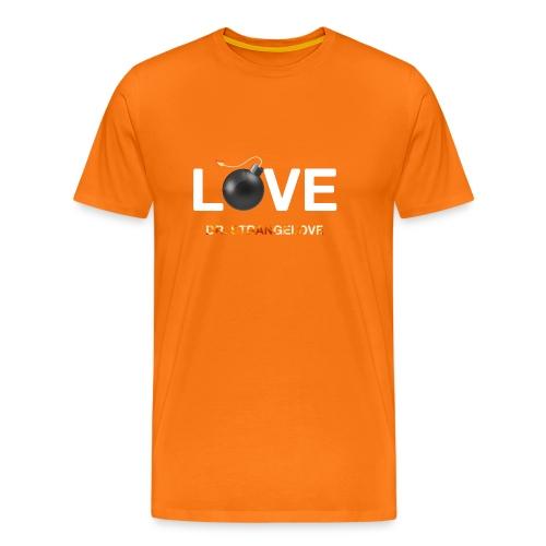Dr Strangelove - Men's Premium T-Shirt