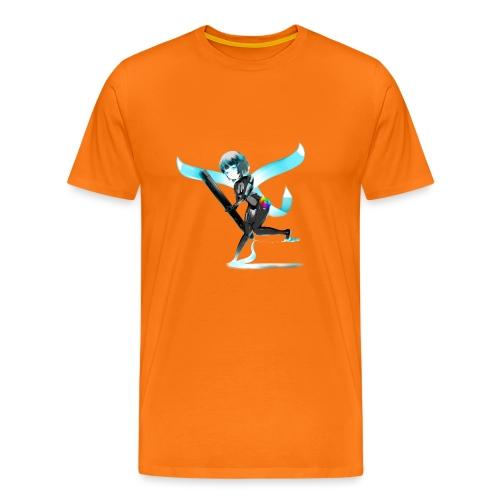 Huion Character O.C. - Maglietta Premium da uomo