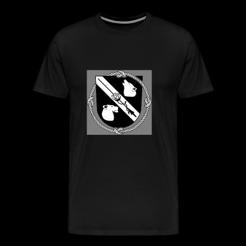 Rollespil - Herre premium T-shirt