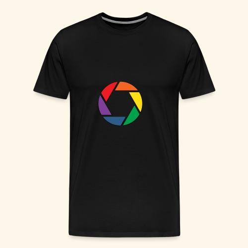 Shutter - Camiseta premium hombre
