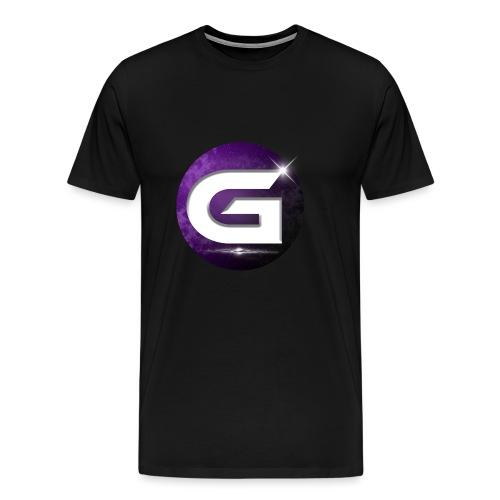GplanetLogo - Men's Premium T-Shirt