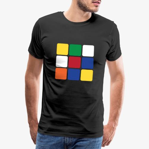 Square - Maglietta Premium da uomo