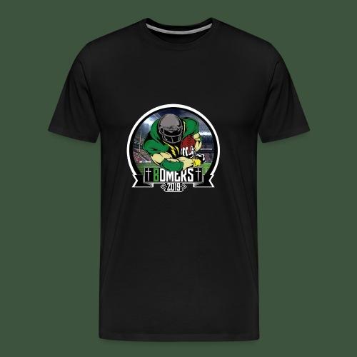 Bomers 2019 - Premium T-skjorte for menn