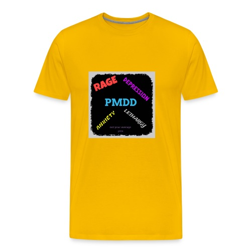 Pmdd symptoms - Men's Premium T-Shirt