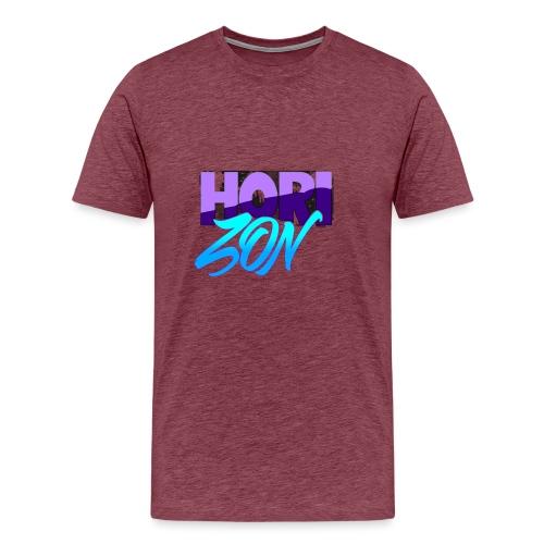 Horizon - T-shirt Premium Homme