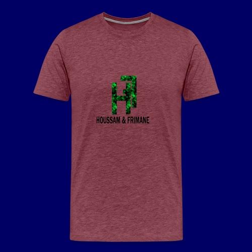 h&f - Maglietta Premium da uomo