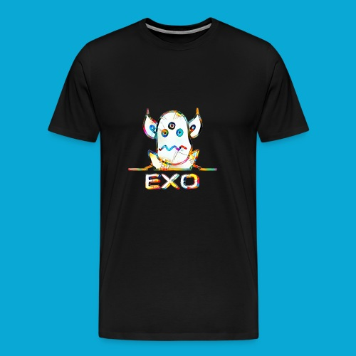 Exo(t) - von außen einwirkend - Männer Premium T-Shirt