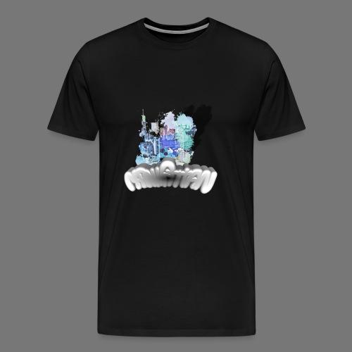 Manhattan Lpseb - T-shirt Premium Homme