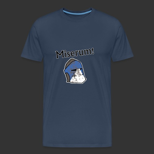 Warden Cytat Miserum! - Koszulka męska Premium
