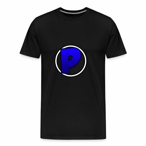 Philliocus Kjempefin logo! - Premium T-skjorte for menn