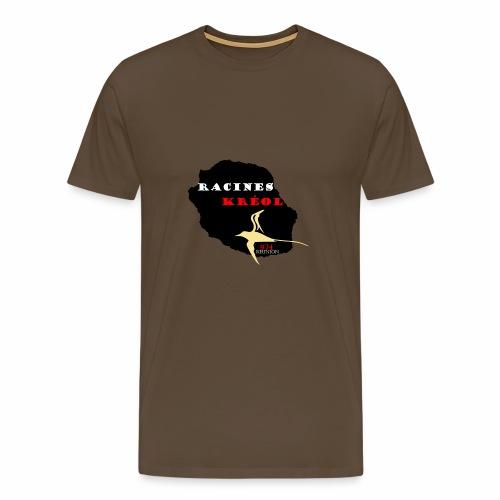 RACINES KREOL - T-shirt Premium Homme