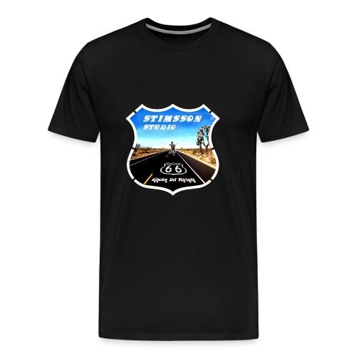 STIMSSON STUDIO - Premium-T-shirt herr