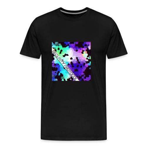 SECURITY PROTOCOL - Men's Premium T-Shirt