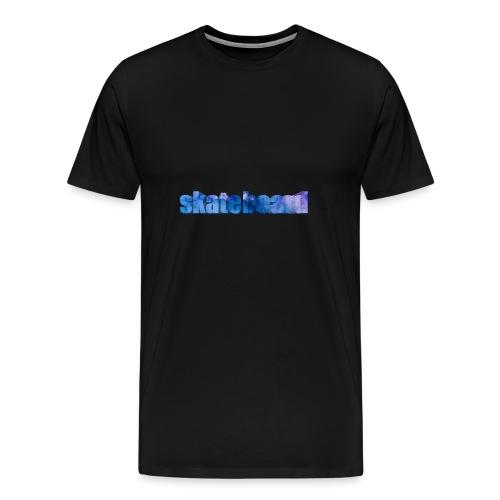 Skate - Herre premium T-shirt