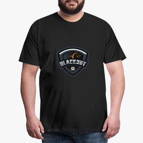 Blackout - T-shirt Premium Homme