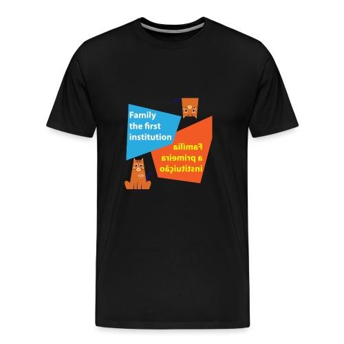 Duna Família - Premium T-skjorte for menn