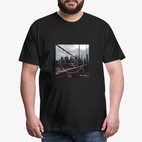 JiaLi NYC - T-shirt Premium Homme