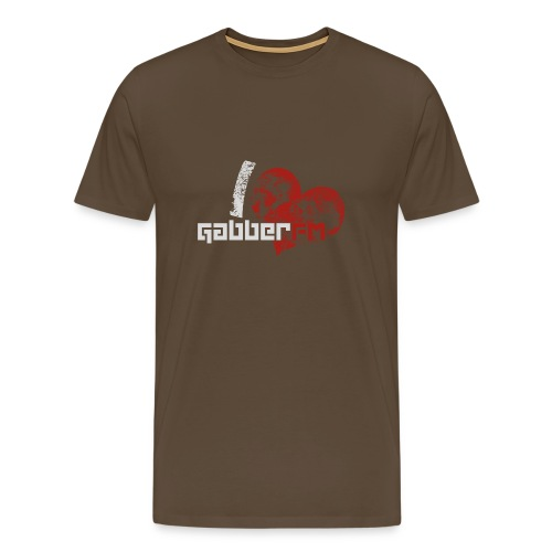 I LOVE GFM - Men's Premium T-Shirt