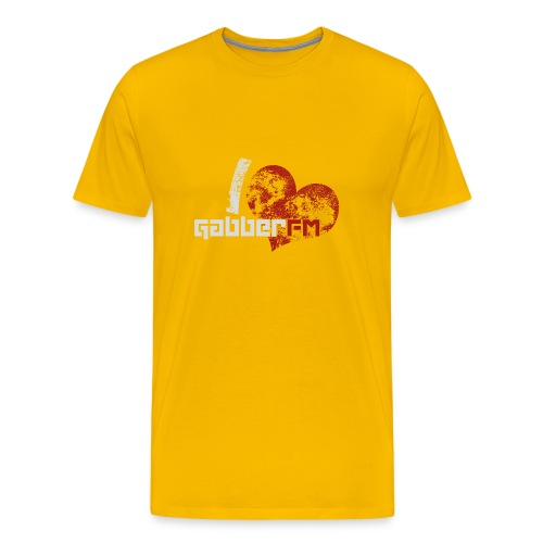 I LOVE GFM - Men's Premium T-Shirt