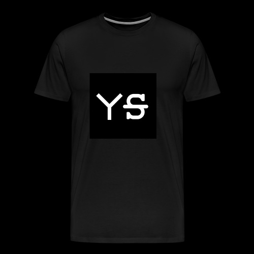 YeetSkeet Letter Logo - Men's Premium T-Shirt