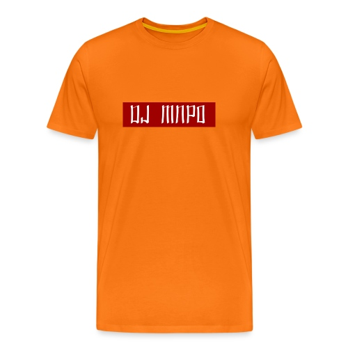 dj mnpo - Miesten premium t-paita