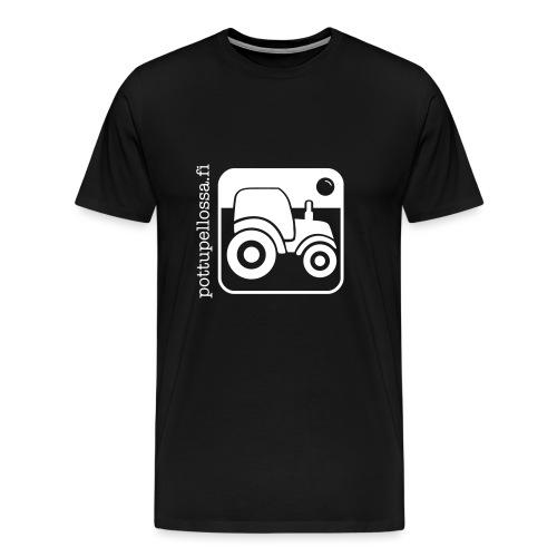 pottupellossa.fi - Miesten premium t-paita