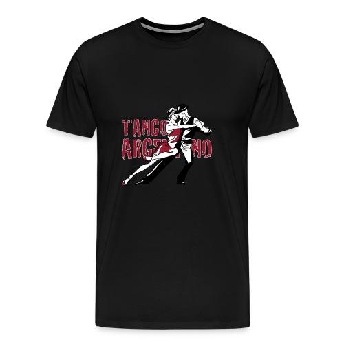 Tango Argentino - Männer Premium T-Shirt