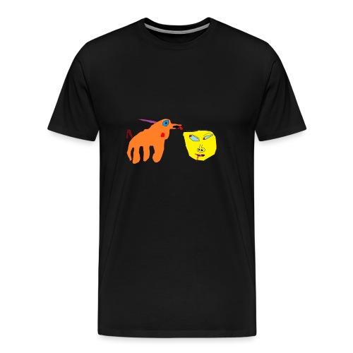 REVOLUSJONERANDE - Premium T-skjorte for menn