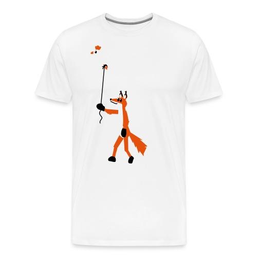 Fuchs und Henne - Männer Premium T-Shirt