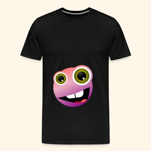 Grins - Männer Premium T-Shirt