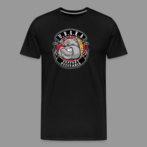 UBAKA Occitanie Support - T-shirt Premium Homme