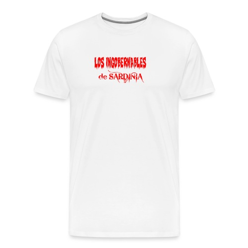 LosIngobernablesDeSardinia - Maglietta Premium da uomo