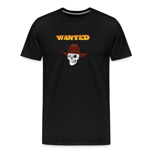 WANTED AR - Camiseta premium hombre