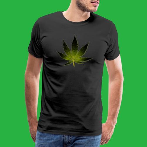 hanfblatt - Männer Premium T-Shirt