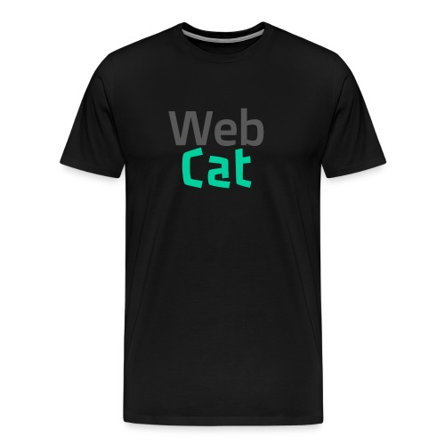 WebCat - Men's Premium T-Shirt