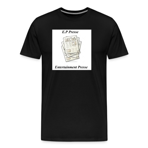 Enetertainment Presse Mode - Männer Premium T-Shirt