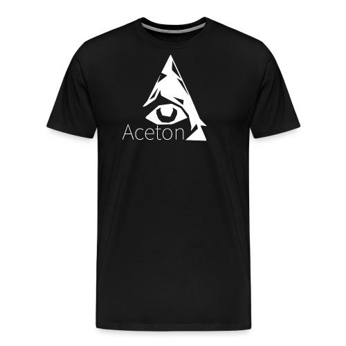 Aceton png png - Männer Premium T-Shirt