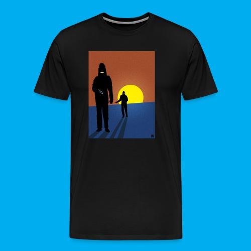 Invader Affair - Men's Premium T-Shirt