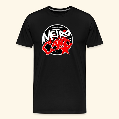 METRO GANG LIFESTYLE - Men's Premium T-Shirt